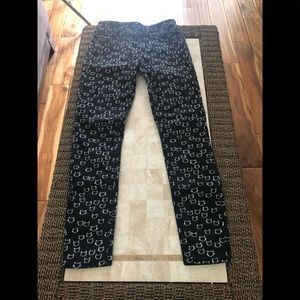 Blackheart super skinny jeans can design size 7